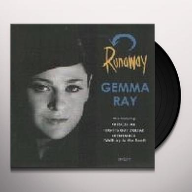Gemma Ray RUNAWAY Vinyl Record