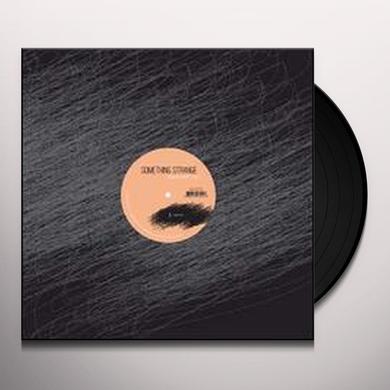 A Pendics.Shuffle & Mr. C SOMETHING STRANGE Vinyl Record