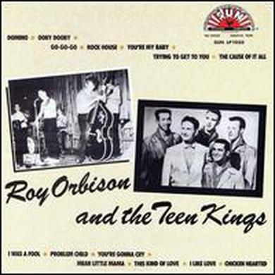 Roy Orbison TEEN KINGS Vinyl Record