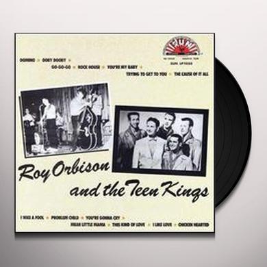 Roy Orbison TEEN KINGS Vinyl Record