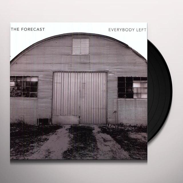 Forecast EVERYBODY LEFT Vinyl Record