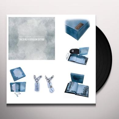 Trent Reznor / Ross,Atticus (Wusb) (Dlx) GIRL WITH THE DRAGON TATTOO / O.S.T.  (WUSB) Vinyl Record - Deluxe Edition