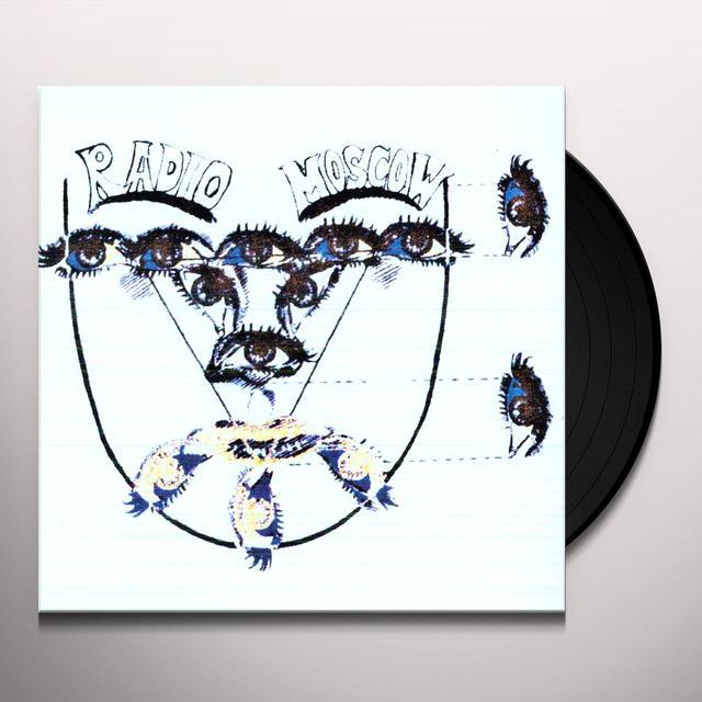 Radio Moscow 3 & 3 QUARTERS Vinyl Record