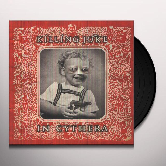 Killing Joke IN CYTHERA Vinyl Record