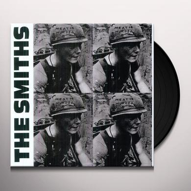 The Smiths MEAT IS MURDER  (GER) Vinyl Record - 180 Gram Pressing