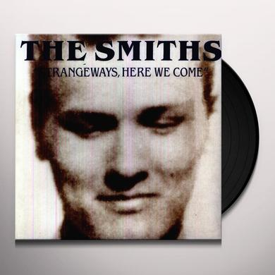 The Smiths STRANGEWAYS HERE WE COME Vinyl Record - 180 Gram Pressing, Remastered