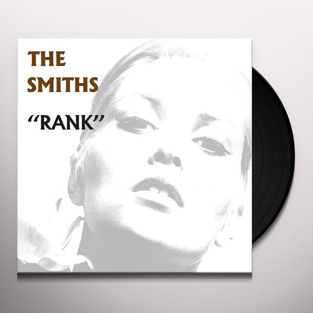 The Smiths RANK Vinyl Record - 180 Gram Pressing, Remastered