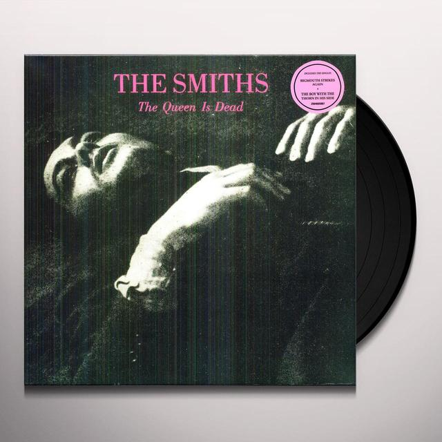 The Smiths QUEEN IS DEAD  (GER) Vinyl Record - 180 Gram Pressing