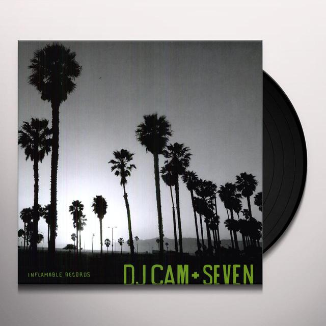 Dj Cam SEVEN Vinyl Record - Limited Edition