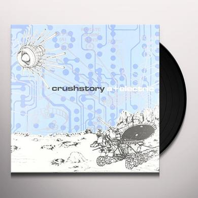 Crushstory A+ ELECTRIC Vinyl Record