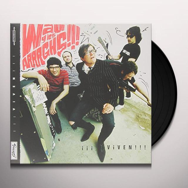 Wau Y Los Arrrghs VIVEN Vinyl Record