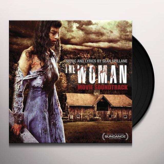 Sean Spillane WOMAN - O.S.T. Vinyl Record