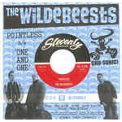 Wildebeests POINTLESS / ONE & ONE Vinyl Record