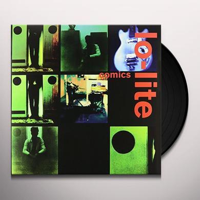Lo-Lite COMICS Vinyl Record