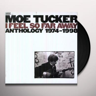 MOE TUCKER ANTHOLOGY Vinyl Record