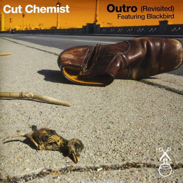 Cut Chemist OUTRO Vinyl Record