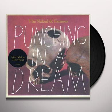 The Naked And Famous PUNCHING IN A DREAM (Vinyl)