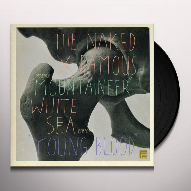 NAKED & FAMOUS / WHITE SEA REMIX Vinyl Record