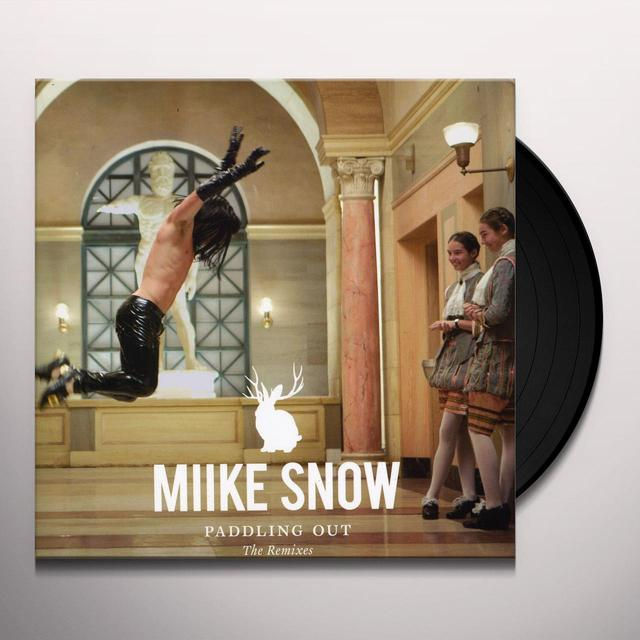 Miike Snow PADDLING OUT Vinyl Record