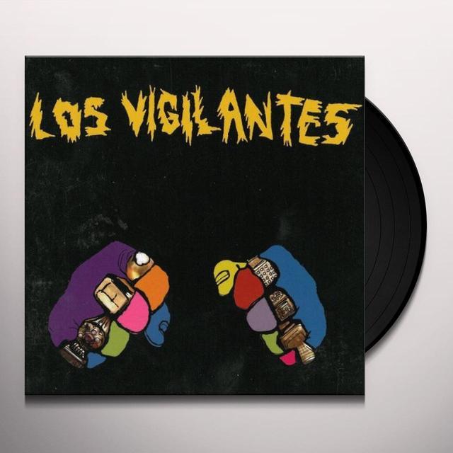 VIGILANTES Vinyl Record