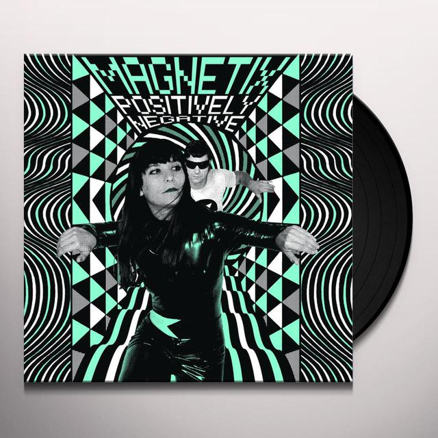 Magnetix POSITIVELY NEGATIVE Vinyl Record