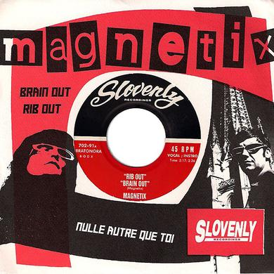 Magnetix RIB OUT / BRAIN OUT Vinyl Record