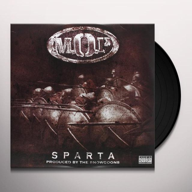 M.O.P. & Snowgoons SPARTA (EXCO) Vinyl Record
