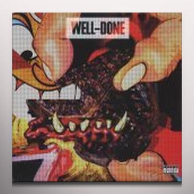 Statik Selektah & Action Bronson WELL DONE Vinyl Record