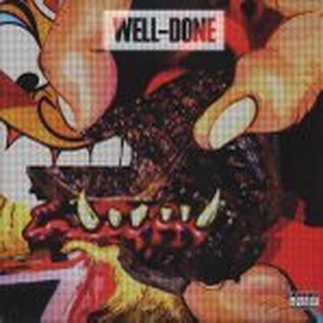 Statik Selektah & Action Bronson WELL DONE  (EXCO) Vinyl Record - Colored Vinyl