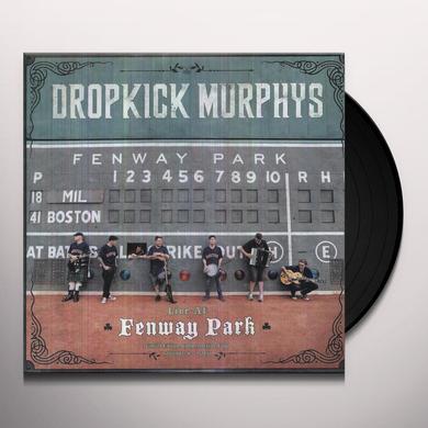 Dropkick Murphys LIVE AT FENWAY Vinyl Record