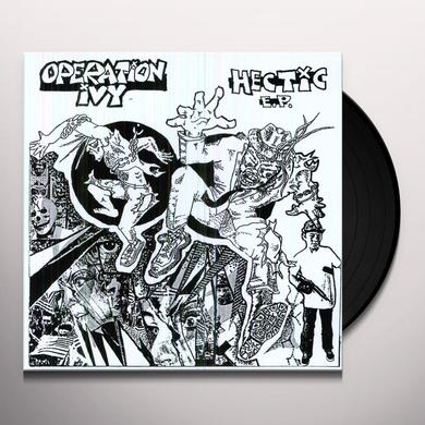 Operation Ivy HECTIC Vinyl Record