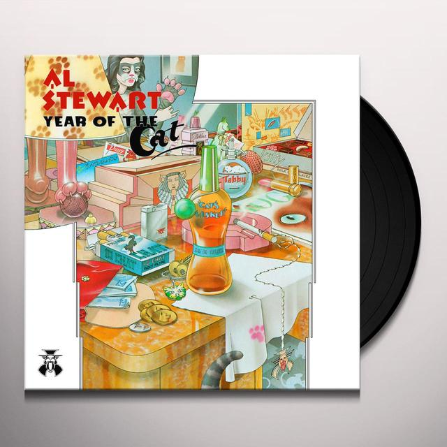 Al Stewart YEAR OF THE CAT Vinyl Record - Limited Edition, 180 Gram Pressing