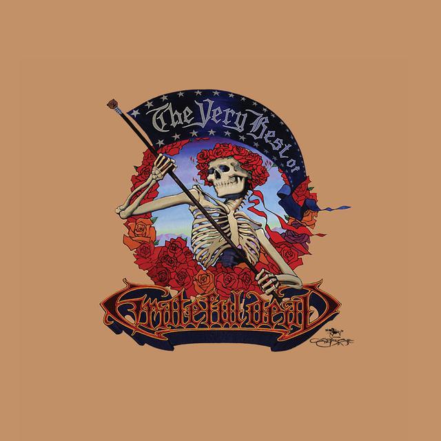 VERY BEST OF GRATEFUL DEAD Vinyl Record