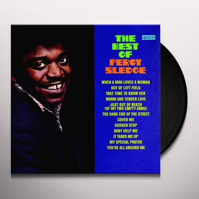 BEST OF PERCY SLEDGE Vinyl Record