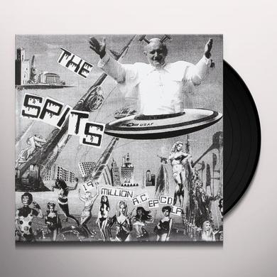 Spits / Thrift Store 19 MILLION A.C. Vinyl Record