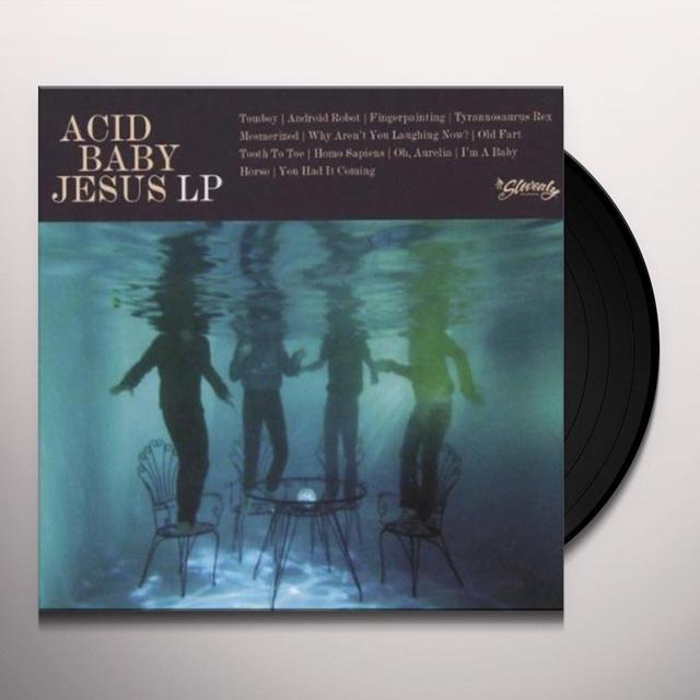ACID BABY JESUS Vinyl Record