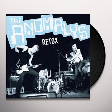 The Anomalys RETOX Vinyl Record