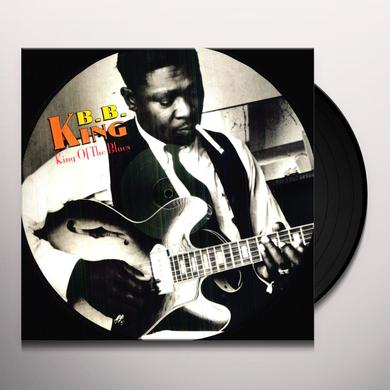 B.B. King KING OF THE BLUES Vinyl Record