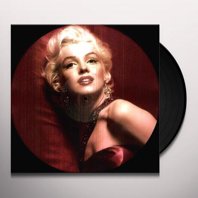 Marilyn Monroe DIAMONDS ARE A GIRL'S BEST FRIEND: 50TH ANNIVERSAR Vinyl Record