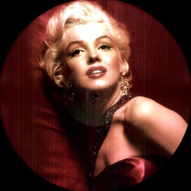 Marilyn Monroe DIAMONDS ARE A GIRL'S BEST FRIEND: 50TH ANNIVERSAR Vinyl Record