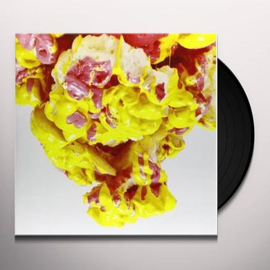 Battles DROSS GLOP 4 Vinyl Record - Limited Edition
