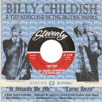 Billy Childish & Musicains Of The British Empire IT SHOULD BE ME Vinyl Record