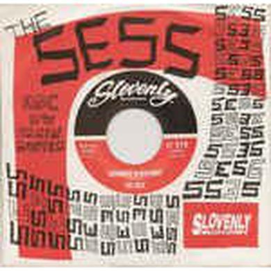 Sess ABC / BRAIN RUSTER Vinyl Record
