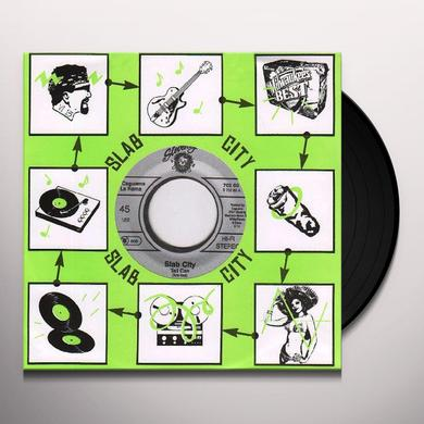 Slab City TALL CAN Vinyl Record