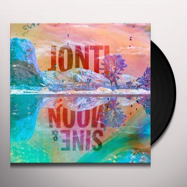 Jonti SINE & MOON Vinyl Record - Digital Download Included