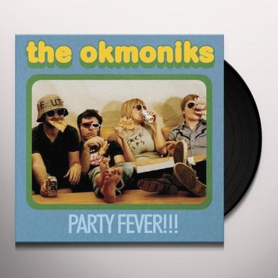 Okmoniks PARTY FEVER Vinyl Record