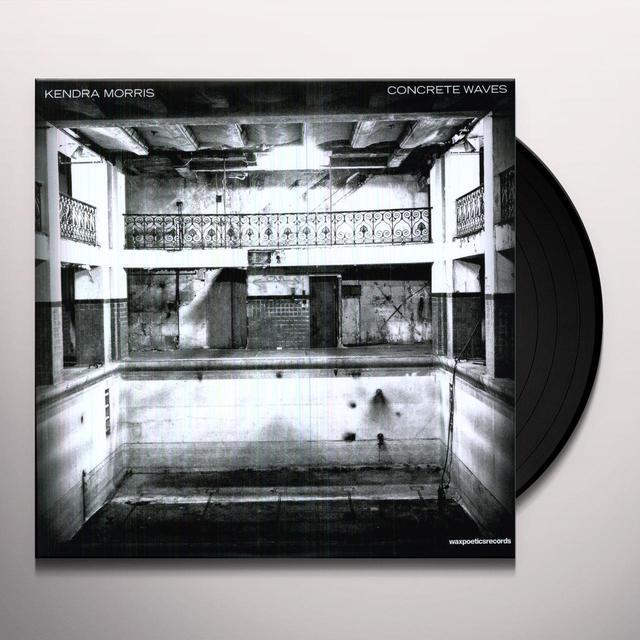 Kendra Morris IF YOU DIDN'T GO B/W SPITTING TEETH Vinyl Record