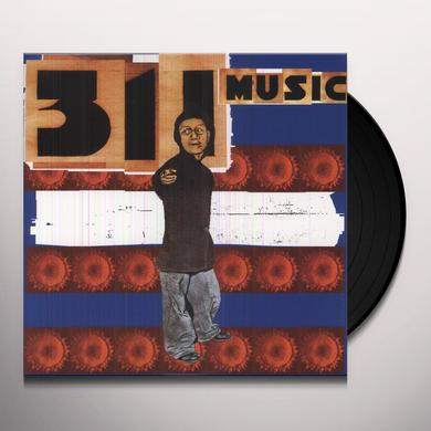 311 MUSIC Vinyl Record - 180 Gram Pressing