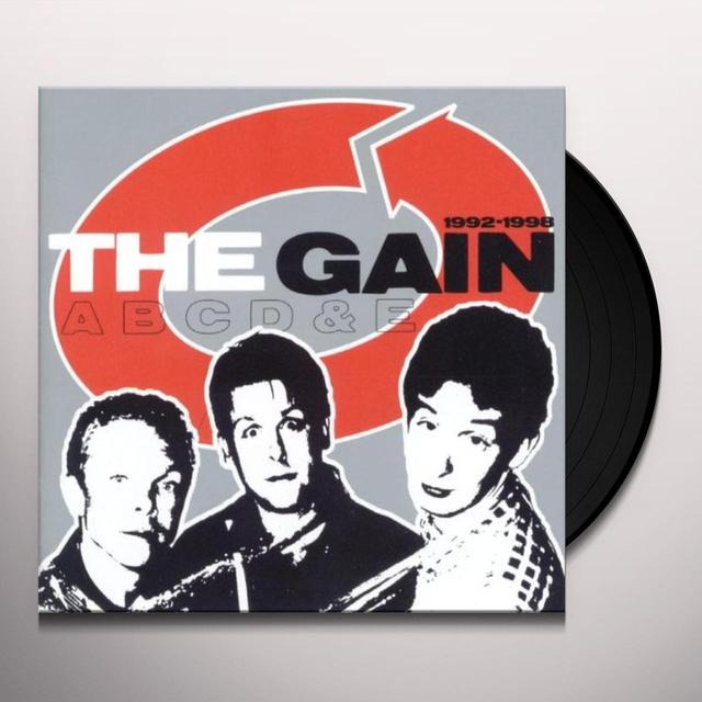 The Gain A'S,B'S,C'S,D'S & E'S Vinyl Record