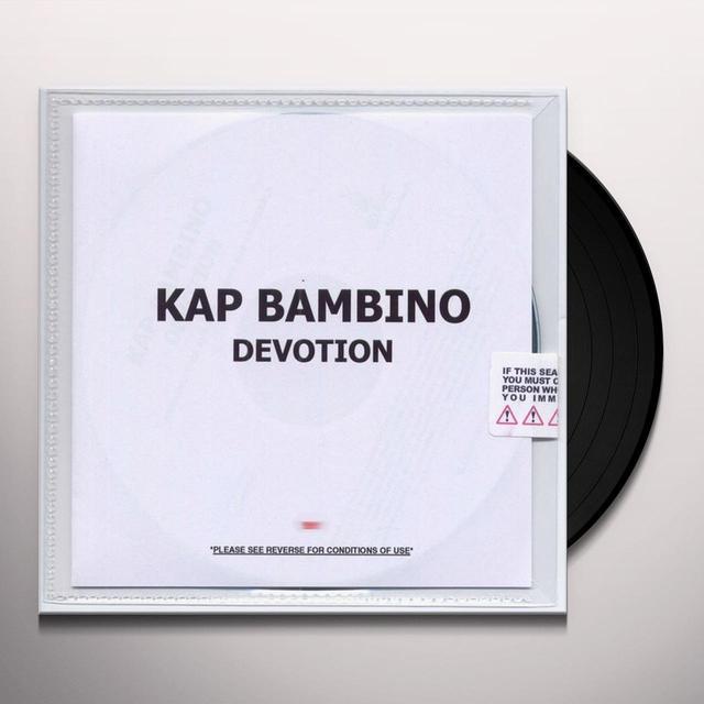 Kap Bambino DEVOTION Vinyl Record - w/CD